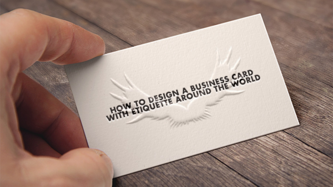 How to design a business card with etiquette around the world how to design a business card with etiquette around the world daniel swanick reheart Images