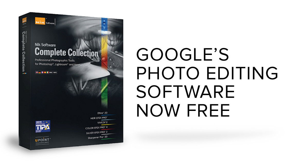 Google S Pro Photo Editing Software Is Now Free Daniel Swanick