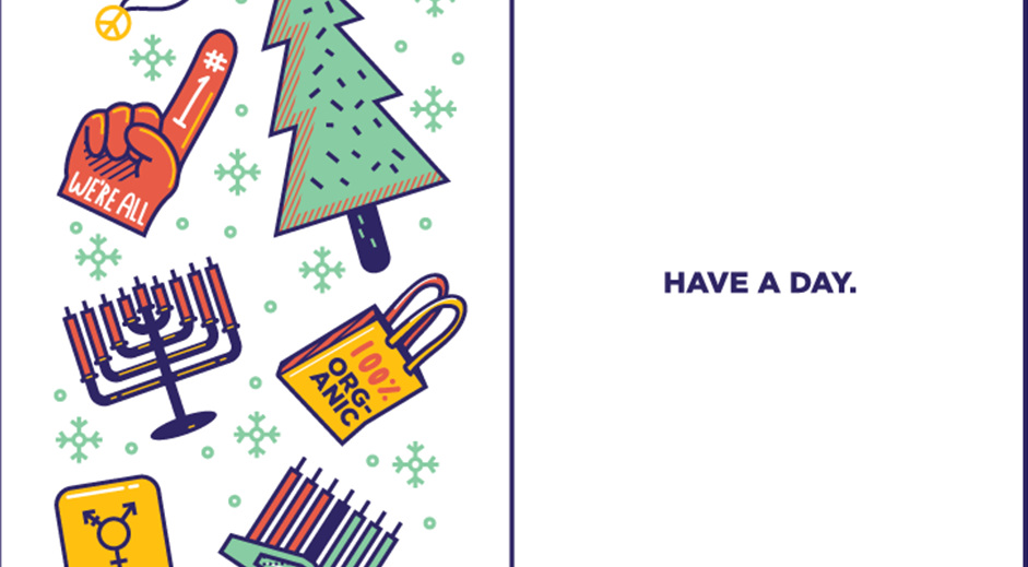 Funny holiday cards based on popular twitter topics daniel swanick m4hsunfo