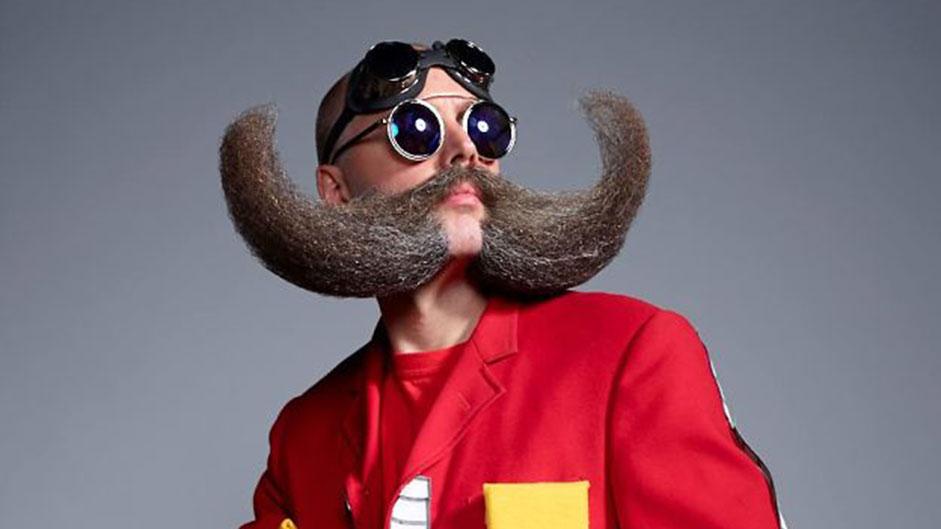 best of the 2017 world beard moustache championship daniel swanick. Black Bedroom Furniture Sets. Home Design Ideas